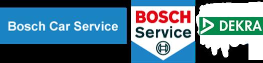 Bosch Service und Dekra